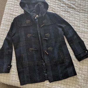 Plaid winter Jacket